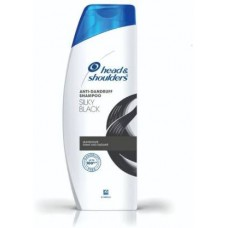 Head & Shoulders Silky Black Shampoo 340 ml Men & Women  (340 ml)