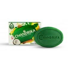 Chandrika soap 3 X 12g + 1 X 75g free