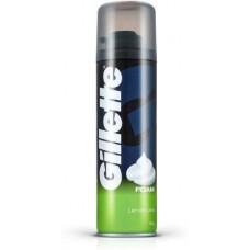 Gillette Lemon - Lime Shave Foam  (196 g)
