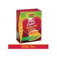 Brooke Bond Red Label Natural Care Tea (Carton) 500g