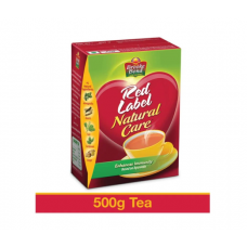 Brooke Bond Red Label Natural Care Tea (Carton) 500g