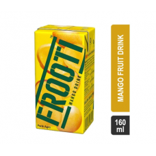 Frooti Mango Fruit Drink (Tetra Pak) - 160ml