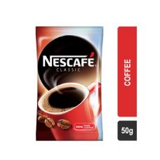 Nescafe Classic Coffee (Pouch) 50g