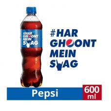 Pepsi Soft Drink (Bottle) 600ml