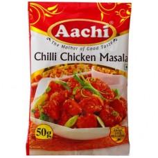 Aachi Chilli Chicken Masala 50g