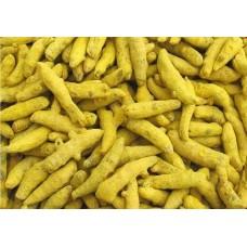 Dried Turmeric Stick (naatu Manjal) Neetu manjal - 100g