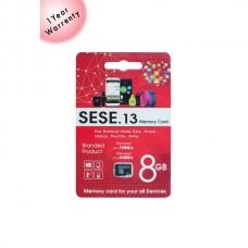 Sese.13 8gb Memory card