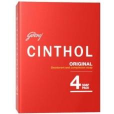 Cinthol Original Soap  (4*100 g)