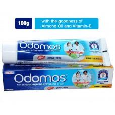 Odomos With Vitamin E Mosquito Repellent Cream 100g