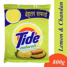 Tide naturals lemon and chandan 800g