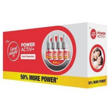 Good Knight Power Activ+, Mosquito Repellent - 45ml (Pack of 4)