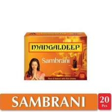 Mangaldeep Sambrani Pack of 2