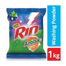 Rin Detergent Powder Antibac 1kg