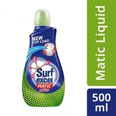Surf Excel Matic Top Load Liquid Detergent - 500 ml