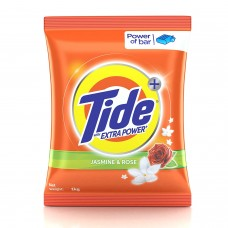 Tide Plus Extra Power jasmine and rose Detergent Powder 500g