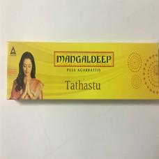 Mangaldeep Tathastu Puja Agarbattis - 45pcs