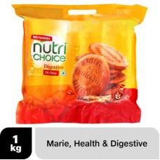 Britannia NutriChoice Hi-Fibre Digestive Biscuits 1 kg