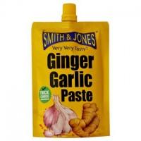Smith & Jones Ginger Garlic Paste 200 g
